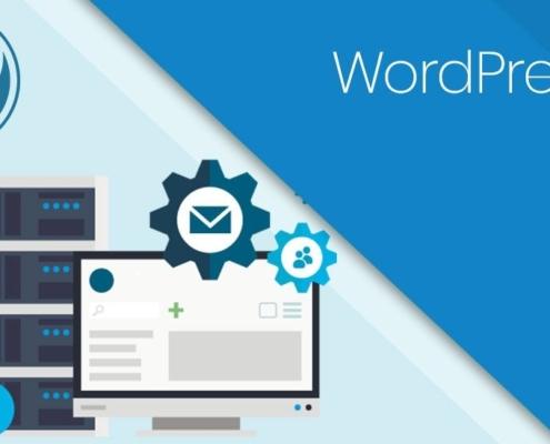Realizzazione siti web in wordpress
